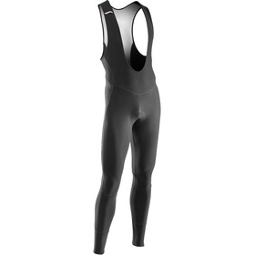 Northwave Active Colorway Bib Tights Mid Season Men black/dark red
